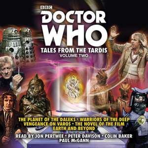 Dicks, T: Doctor Who: Tales from the TARDIS: Volume 2 de Gary Russell