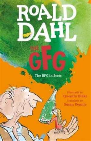 The GFG de Roald Dahl