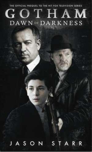 Gotham de Jason Starr