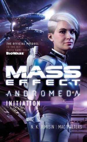 Mass Effect: Initiation de N.K Jemsin