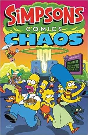Simpsons Comics - Chaos de Matt Groening