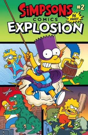 Simpsons Comics de Matt Groening
