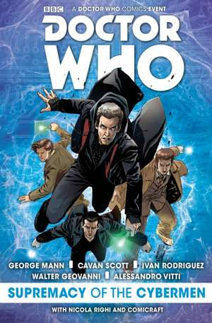Doctor Who: The Supremacy of the Cybermen de George Mann
