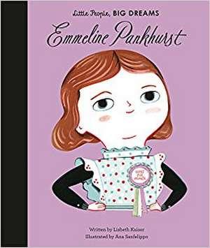 Emmeline Pankhurst de Lisbeth Kaiser