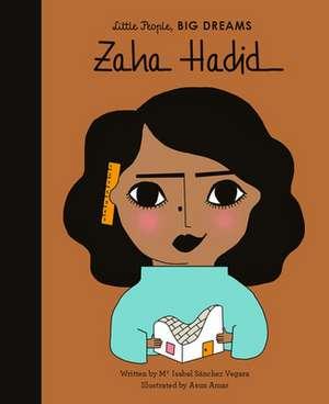 Zaha Hadid de Maria Isabel Sanchez Vegara