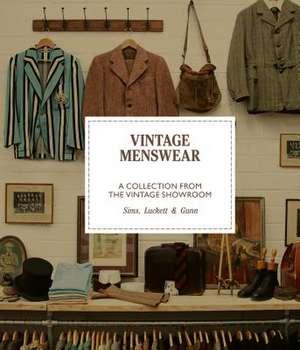 Vintage Menswear de Douglas Gunn