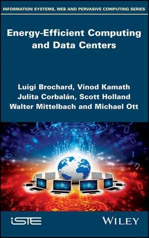 Energy–Efficient Computing and Data Centers de Luigi Brochard