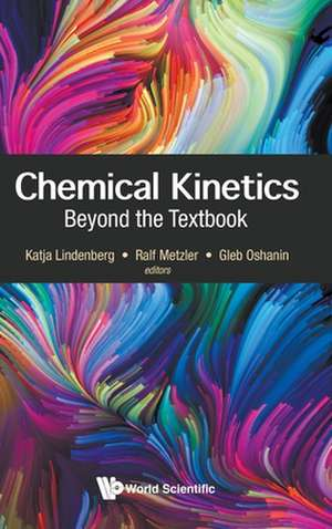 Chemical Kinetics de Gleb Oshanin