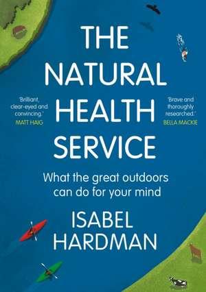 Natural Health Service de Isabel (Author) Hardman