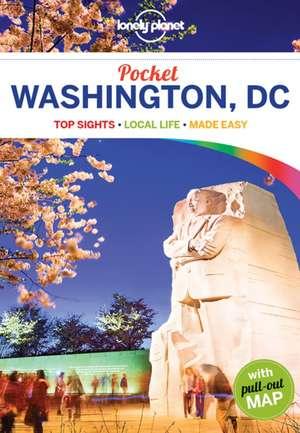 Lonely Planet Pocket Washington, DC de Lonely Planet