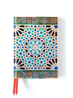 Alhambra Palace (Foiled Journal) de Flame Tree Studio