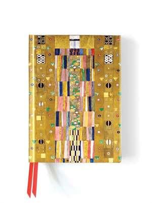 Klimt: Stoclet Frieze (Foiled Journal) de Flame Tree Studio
