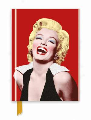 Terry Pastor: Marilyn Glitter (Foiled Journal) de Flame Tree Studio