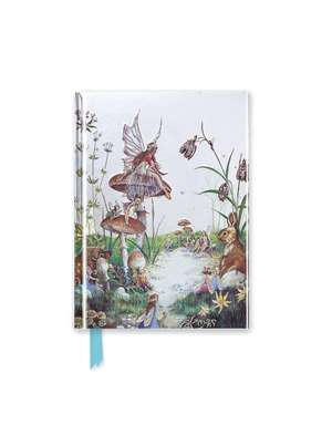 Jean & Ron Henry: Fairy Story (Foiled Pocket Journal) de Flame Tree Studio
