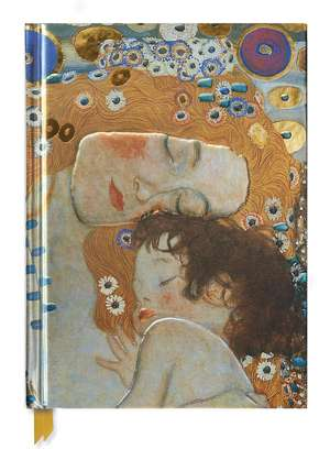 Gustav Klimt: Three Ages of Women (Blank Sketch Book) de Flame Tree Studio