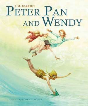 Peter Pan and Wendy (Picture Hardback)