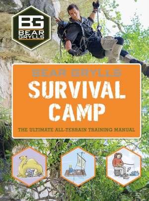 Bear Grylls World Adventure Survival Camp imagine