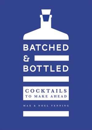 Batched & Bottled: Cocktails to Make Ahead imagine