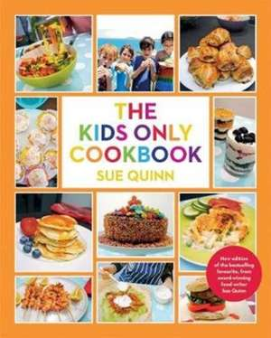 The Kids Only Cookbook imagine