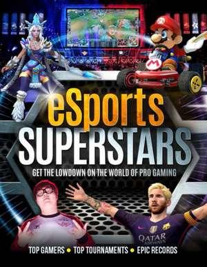 eSports Superstars de Kevin Pettman