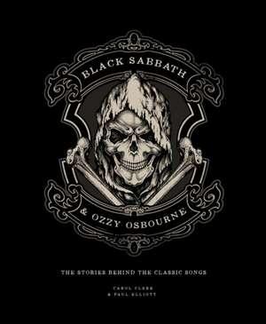 Black Sabbath & Ozzy Osbourne de Carol Clerk