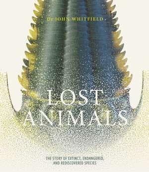 Whitfield, J: Lost Animals imagine