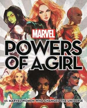 Powers of a Girl de Lorraine Cink