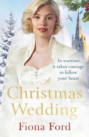 A Christmas Wedding de Fiona Ford