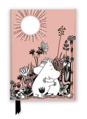 Moomin Love (Foiled Journal) de Flame Tree Studio