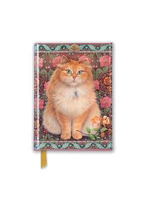Lesley Anne Ivory: Blossom (Foiled Pocket Journal) de Flame Tree Studio