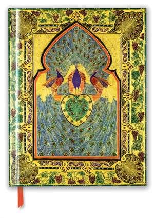 British Library: Rubaiyat of Omar Khayyam (Blank Sketch Book) de Flame Tree Studio