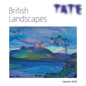 Tate – British Landscapes Wall Calendar 2020 (Art Calendar) de Flame Tree Studio