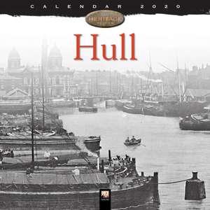 Hull Heritage Wall Calendar 2020 (Art Calendar) de Flame Tree Studio