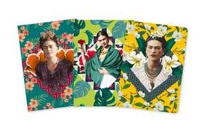 Frida Kahlo Mini Notebook Collection de Flame Tree Studio