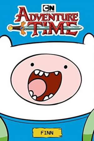 North, R: Adventure Time: Finn de Ryan North