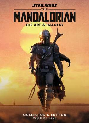 Star Wars The Mandalorian: The Art & Imagery Collector's Edition de Titan