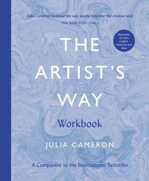 The Artist's Way Workbook de Julia Cameron
