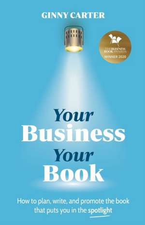 Your Business Your Book imagine