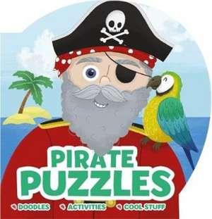 Pirate Puzzles de Lisa Regan