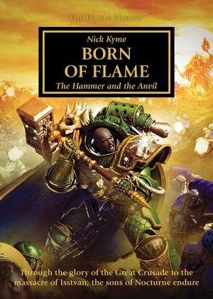 Born of Flame  de Nick Kyme