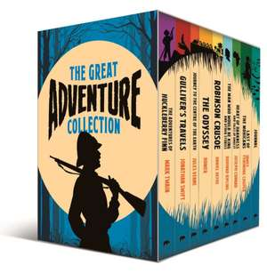 The Great Adventure Collection de Various Authors