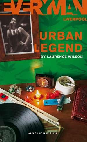 Urban Legend de Laurence Wilson
