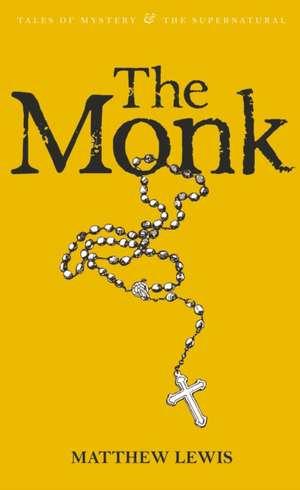 The Monk de Matthew Lewis