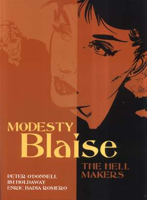 Modesty Blaise de Peter O'Donnell