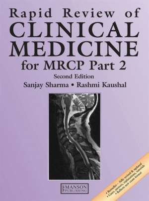 Rapid Review of Clinical Medicine for MRCP