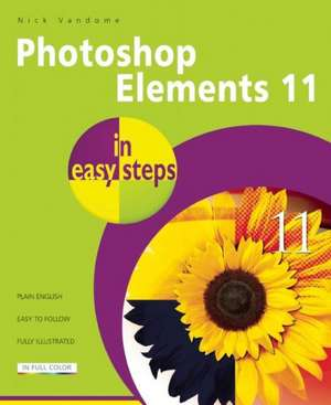Photoshop Elements 11 in easy steps