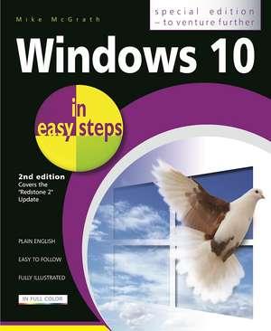 Windows 10 in Easy Steps: Covers the Creators Update imagine