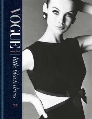 Vogue Essentials Little Black Dress imagine