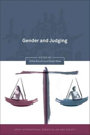 Gender and Judging de Ulrike Schultz