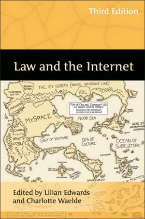Law and the Internet imagine